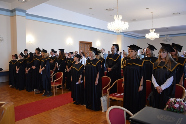 Doctorate Graduation Ceremony