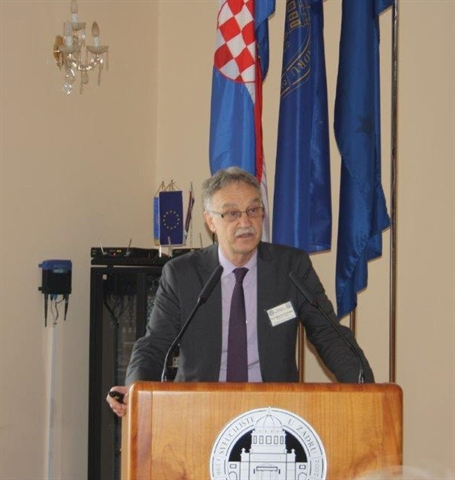 "Poziv na predavanje prof. Maurizia Fermeglie, rektora Sveučilišta u Trstu, ""The role of University as a catalyst for science, technology and society"""