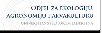 Sveučilište u Zadru - Odjel za ekologiju, agronomiju i akvakulturu