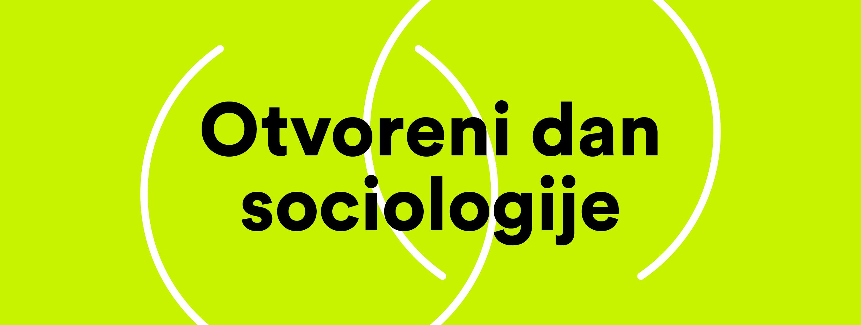istraživački rad iz područja sociologije