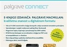 E-knjige Palgrave Connect – promotivan pristup do kraja travnja